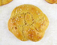 Sweet Potato Sandwich Roll