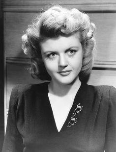 Angela Lansbury, Mid To Late 1940s Print By Everett