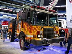 Coolest fire engine I've seen
