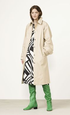 Lotten coat by Marimekko