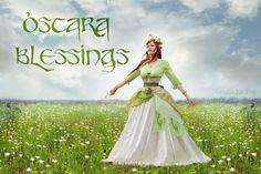 Ostara Sabbat Blessings! Experience the Magic of the Sabbat with Moondancer Originals