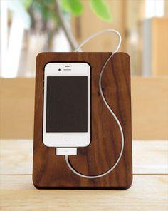 Van een collega kregen we een leuke tip, namelijk Basestation voor de iPhone 4.