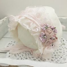 Image of Marie Newborn Bonnet