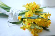 #Daffodil #bouquet