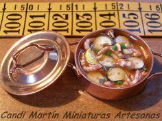 Carnes, pescados y huevos. - candimartin-miniaturas jimdo page!