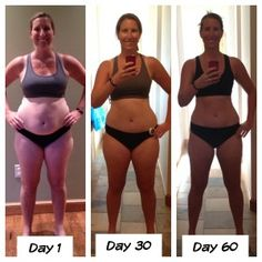 Check out these amazing T25 results and join my challenge group!