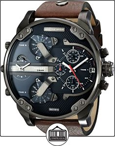 Reloj Diesel Mr. Daddy Dz7314 Hombre Azul de  ✿ Relojes para hombre - (Gama media/alta) ✿