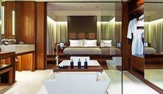 Hansar Bangkok Hotel: best bathroom