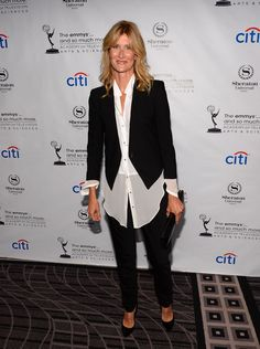 Laura Dern Photos: Celebs at a Peer Group Cocktail Reception
