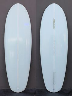 """6'2 x 18 3/4"""" x 22 5/8"""" x 17"""" x 2 7/8""""  Full Greenough, Stand up outline, """"Power pocket beast"""" Think Ted Spencer in Innermost Limits Of Pure Fun!"""