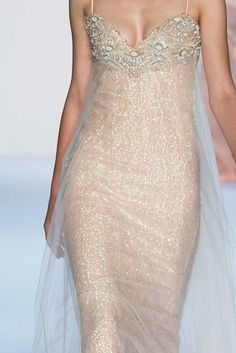 badgley mischka ss 2014 - via: crystal-pond: - Imgend