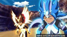 Super tiro rimbalzante!!! Extreme Rabbit_Fey Rune & Arion Sherwind