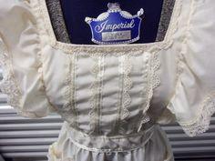 The Prairie Gunne Sax Dress by VaVoomVintageBazaar on Etsy, $10.00