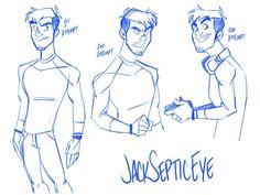 Jackadoodles... #jacksepticeye #fanart #sketch