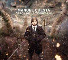 """#MUSICA #FOLK #CANTAUTOR #CROWDFUNDING - El cantautor sevillano Manuel Cuesta se lanza a la producción de su quinto disco: """"Cerca de la tempestad"""", un Álbum de 14 canciones que reunirá sonidos inéditos en su trayectoria hasta la fecha. Será producido por Antonio y Emilio Villalba (Grita Producciones Estudio). disco cd cover tempest portada +info http://www.manuelcuesta.com Crowdfunding verkami http://www.verkami.com/projects/6579-cerca-de-la-tempestad-el-nuevo-disco-de-manuel-cuesta"""