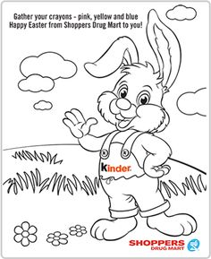 Colouring Fun Color Kit, Son Love, Hoppy Easter, Easter Ideas, Easter Baskets, Colouring, My Favorite Things, Fun, Kids