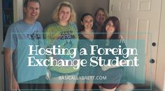 Hosting a Foreign Exchange Student Top Blogs, Foreign Exchange, Family Matters, News Blog, Finance, The Incredibles, Student, Lifestyle, Posts