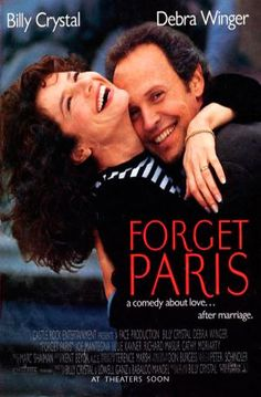 "Forget Paris.  One of my most favorite movies EVER~!    ""Okay, so you had a bird stuck to your head."""