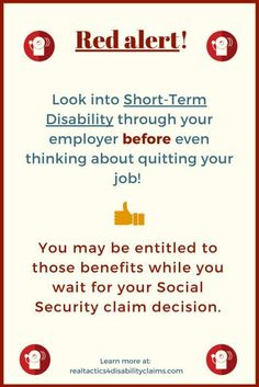 Claimants will hear the most unusual stories about filing for Social Security. In this post, we will decipher 4 Myths and Realities of a Social Security Disability Claim so you can start the process on the right track. Sugar Detox Plan, Disability Insurance, Social Security Benefits, Quitting Your Job, Health Challenge, Multiple Sclerosis, Medical Conditions, Cancer Awareness, Health Tips
