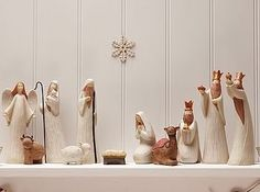 Luxury Nativity Set: Amazon.co.uk: Kitchen & Home