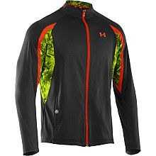 Men s Under Armour NFL Combine Authentic Shatter Warm Up Jacket Athletic  Gear ba6bbd202