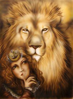 LEO~lion par Fanny Bastin