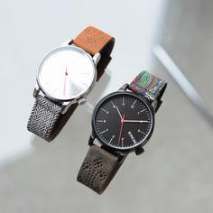The Winston Galore series #watches #Komono