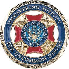 Find Ladies Auxiliary pins, jewelry, and gear at vfwstore.org!