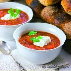 zupa soczewicowa