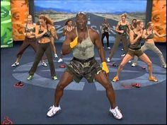 Tae Bo Boot camp Elite - Get started