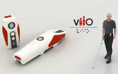 ViiO Travel Aid - A Perfect Navigation for Visually Impaired People by Yonathan Halim