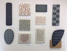 Image result for eric marland lettering