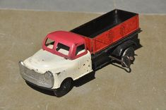 """Vintage Wind Up A  1960 Hornby Series Litho Truck Tin Toy  From Japan  Get it from our online store:  Singhalexportsjodhpur.Com and search for """"30394"""" in the search box  Use code EARLYBRD5 to get amazing discounts.  LALJI HANDICRAFTS - WORLDWIDE SHIPPING - EXCLUSIVE HANDICRAFTS  INDIAN DECOR INDUSTRIAL DECOR VINTAGE DECOR POP ART MOVIE POSTERS VINTAGE MEMORABILIA FRENCH REPLICA  #oldtoy #oldtoys #tintoy #raretoy #tintoys #toybus #toytrains #giftsformen #tinbuses #giftideasforher #giftsfordad…"""