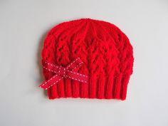Marianna's Lazy Daisy Days: Bibi Baby Hats ~ Newborn and 0 - 3 months Baby Cardigan Knitting Pattern Free, Baby Boy Knitting Patterns, Baby Hat Patterns, Baby Hats Knitting, Knitted Hats, Free Knitting, Crochet Patterns, Knitting Ideas, Knitting For Charity
