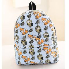 ==> reviewsNew 2016 Owl Fox Backpack Women Fashion School Bags For Girls Casual Printing Backpack Shoulder Bags MochilaNew 2016 Owl Fox Backpack Women Fashion School Bags For Girls Casual Printing Backpack Shoulder Bags MochilaLow Price Guarantee...Cleck Hot Deals >>> http://id301486592.cloudns.hopto.me/32513404019.html images