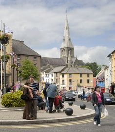 Small town. Big history. Discover the secrets of the town of Enniscorthy in County Wexford.