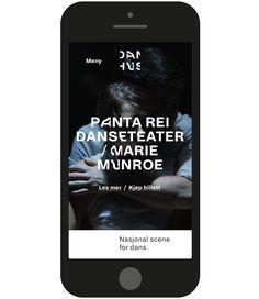 Dansens Hus — Neue — New, relevant & remarkable