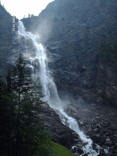 Engstligen Falls, Adelboden.. hiked to this waterfall with my girl scout troop in 2009.