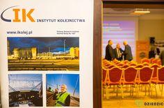 Instytut Kolejnictwa Konferencja Warszawa