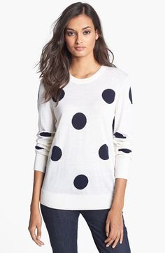 Equipment 'Shane' Merino Wool Sweater available at #Nordstrom