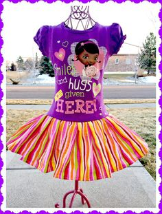 Let's have a Doc McStuffins Party by Marcy Carter on Etsy