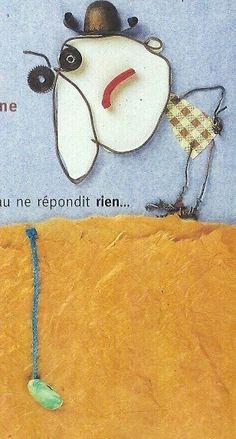 Christian Voltz Dire, Children's Book Illustration, Stop Motion, Children's Books, Art For Kids, Images, Presents, Animation, Gardening