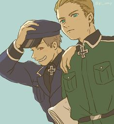 Prussia Hetalia, Hetalia Germany, Germany And Prussia, Hetalia Fanart, Gilbert Beilschmidt, Hetalia Axis Powers, Manga Games, Anime, Usuk