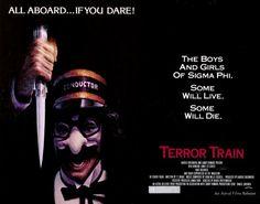 "FRIGHT FEST! FREE FULL MOVIE! ""TERROR TRAIN"" | Hollywoodland Amusement And Trailer Park"