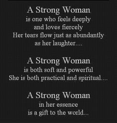 I am one, and I hopefully reared my daughters to be also.