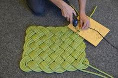 Rope Mat Instructions Step 1