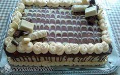 Chocolate Cake, Birthday Cake, Desserts, Food, Nest Box, Cake Toppers, Birthday Cakes, Decorating Cakes, Milk