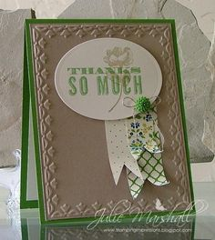 Gorgeous Print Poetry II by ju012835 - Cards and Paper Crafts at Splitcoaststampers