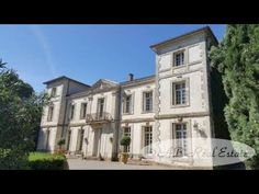 AB Real Estate France: #Montpellier Prestige Château 1860 for Sale in Mon...