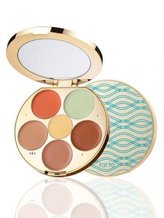 ENTER THIS GIVEAWAY RIGHT NOW!!!  Get spoiled with $160+ in Tarte Cosmetics including the Wipe-Out Color Correcting Palette  Easy to enter right here ----> http://beautystat.com/site/makeup/review-swatches-tarte-amazonian-clay-12-hour-highlighter-blush-tarteist-creamy-matte-lip-paint-lippie-lingerie-tint-shape-tape-contour-concealer-limited-edition-wipeout-color-correcting-palette/ ad (ends 8/19)